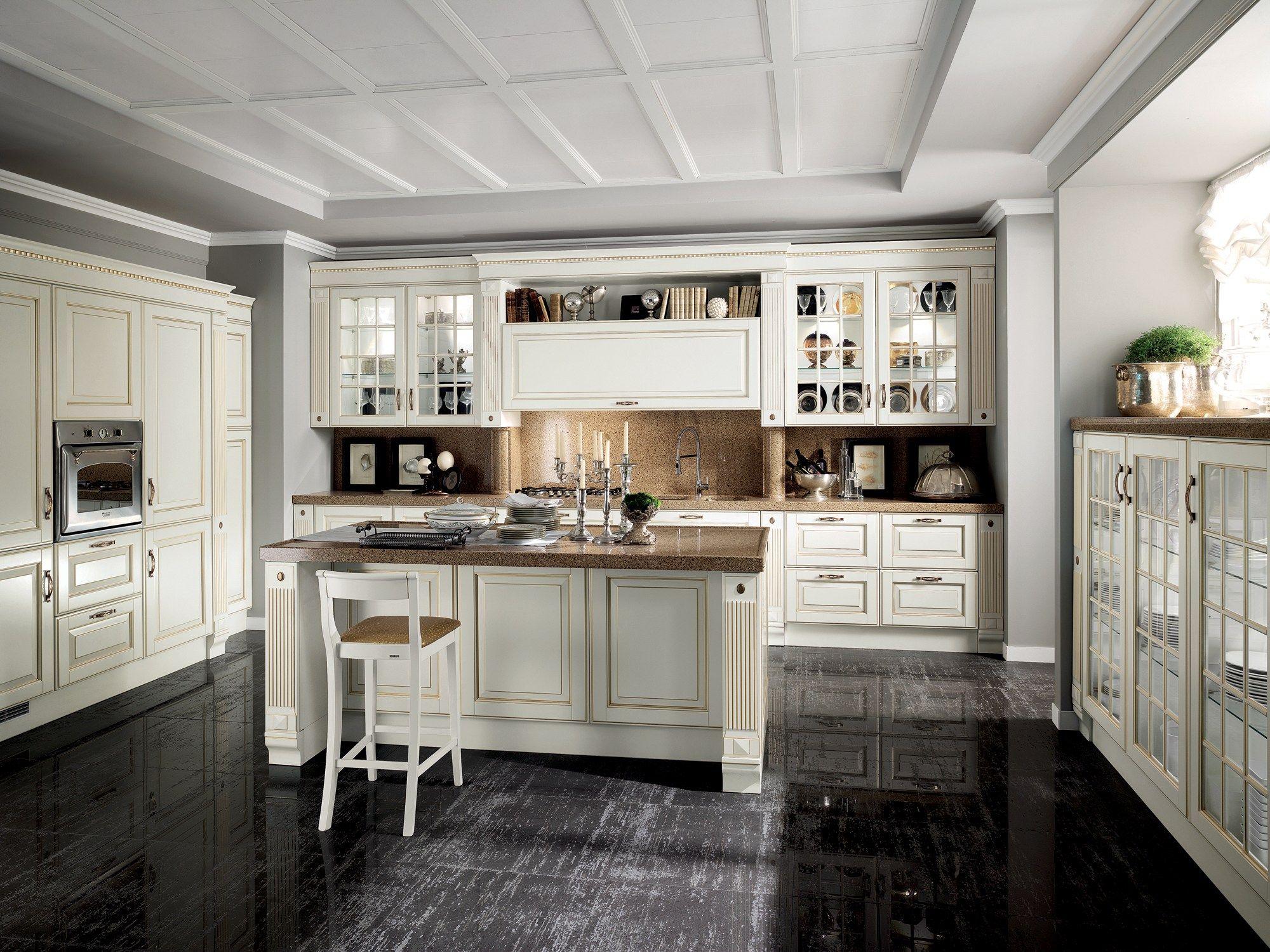 Cucina componibile BALTIMORA Linea Scavolini by Scavolini design Vuesse Design, Marco Pareschi