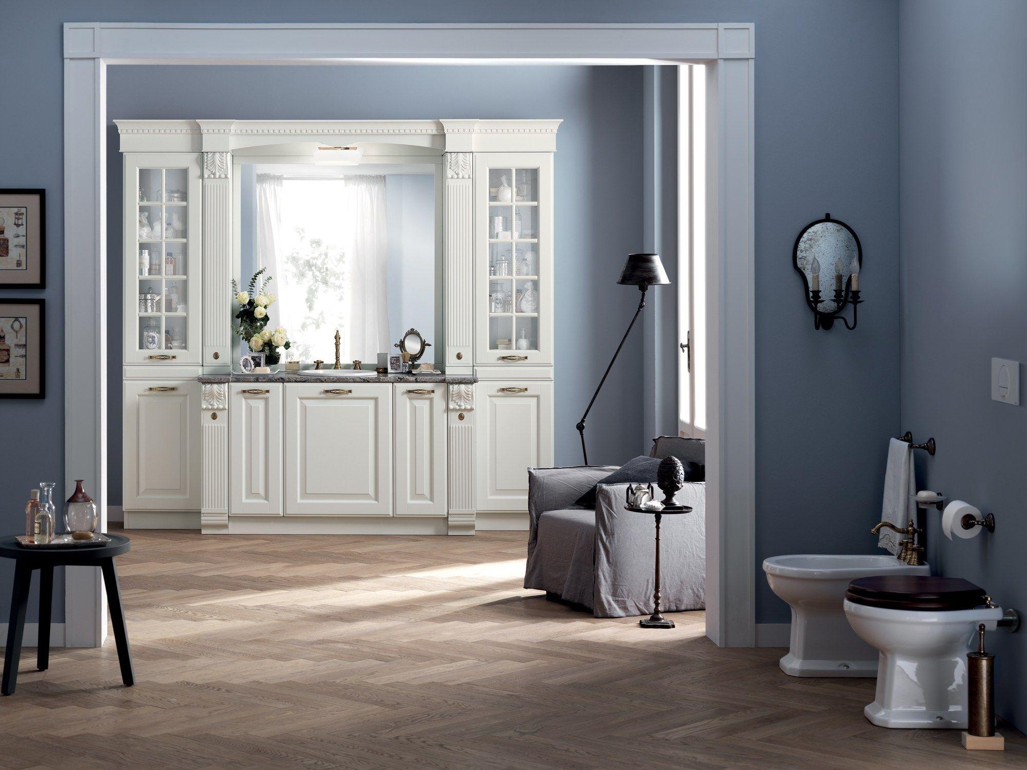 Arredo bagno completo baltimora by scavolini bathrooms for Arredo bagno 3d