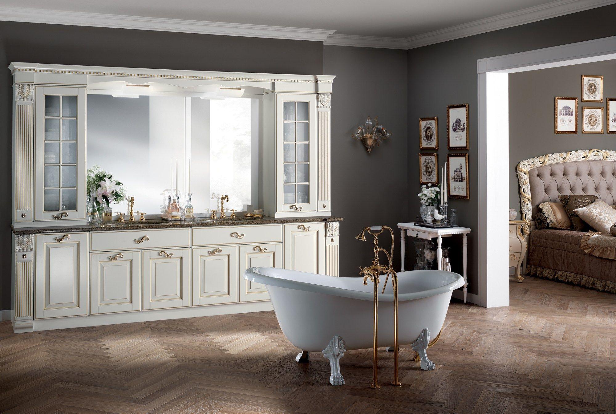 Arredo bagno completo baltimora by scavolini bathrooms for Bagno arredo design