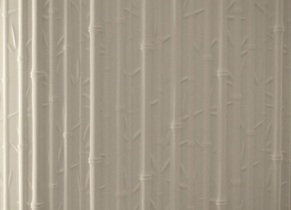 3d Wall Panel Bamboo By 3d Surface Design Jacopo Cecchi