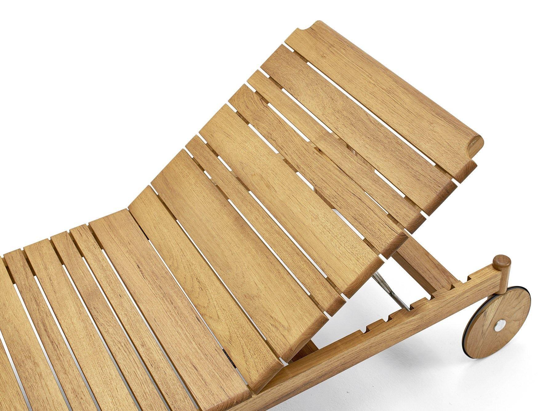 barcode gartenliege mit rollen by varaschin design. Black Bedroom Furniture Sets. Home Design Ideas