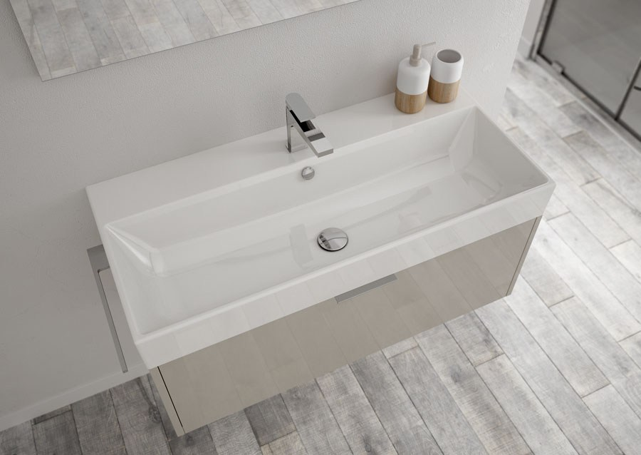 Basic 01 mobile lavabo by ideagroup