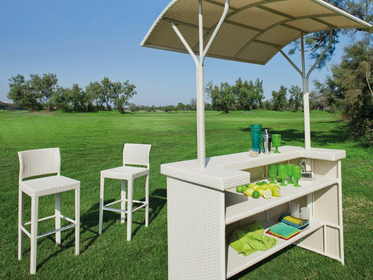 Meuble bar pour l 39 ext rieur batida by atmosphera - Meuble bar exterieur ...