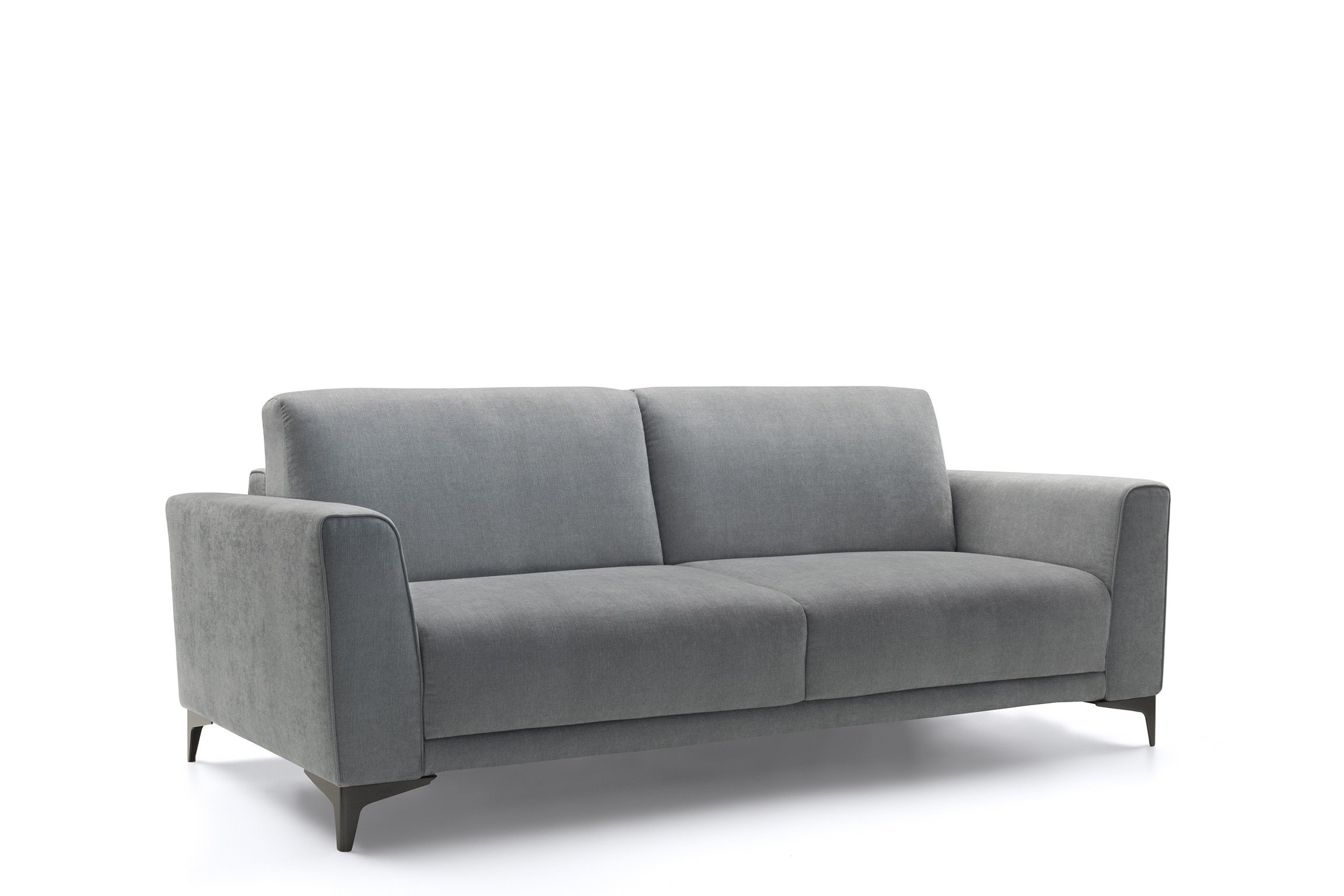 Divano letto in tessuto a 2 posti bedford by bodema design studio res - Divano letto a 2 posti ...
