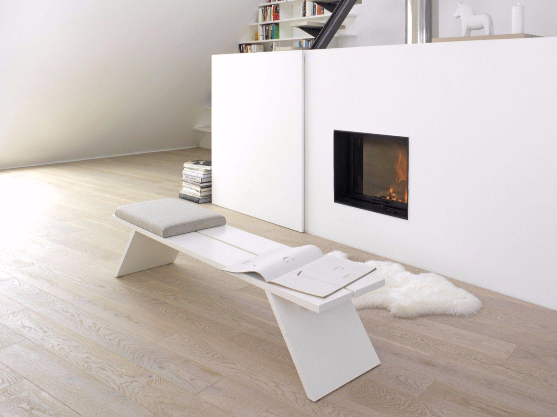Meuble d'entrée en bois bench by schönbuch design zeichen & wunder