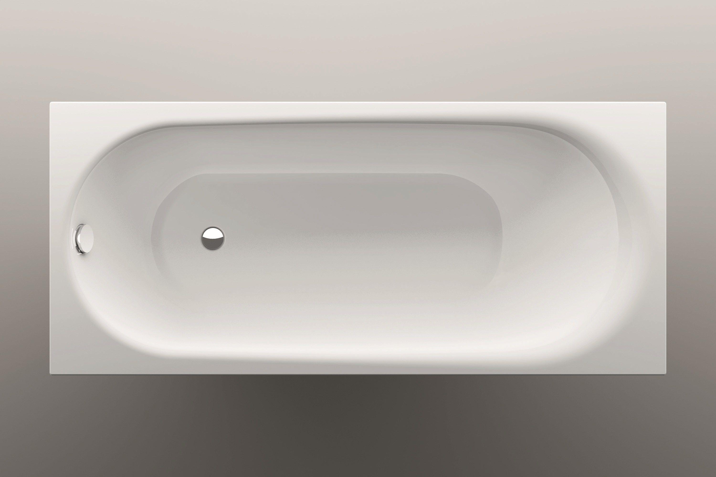 Bettecomodo vasca da bagno by bette design tesseraux partner - Vasche da bagno in acciaio smaltato ...