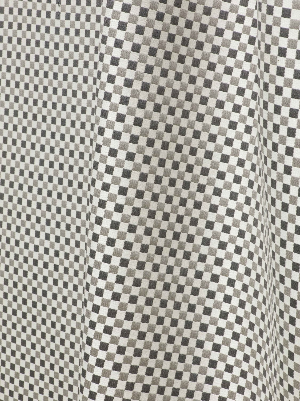 Tissu d 39 ameublement carreaux biarritz by lelievre design jean paul gaul - Lelievre tissu ameublement ...