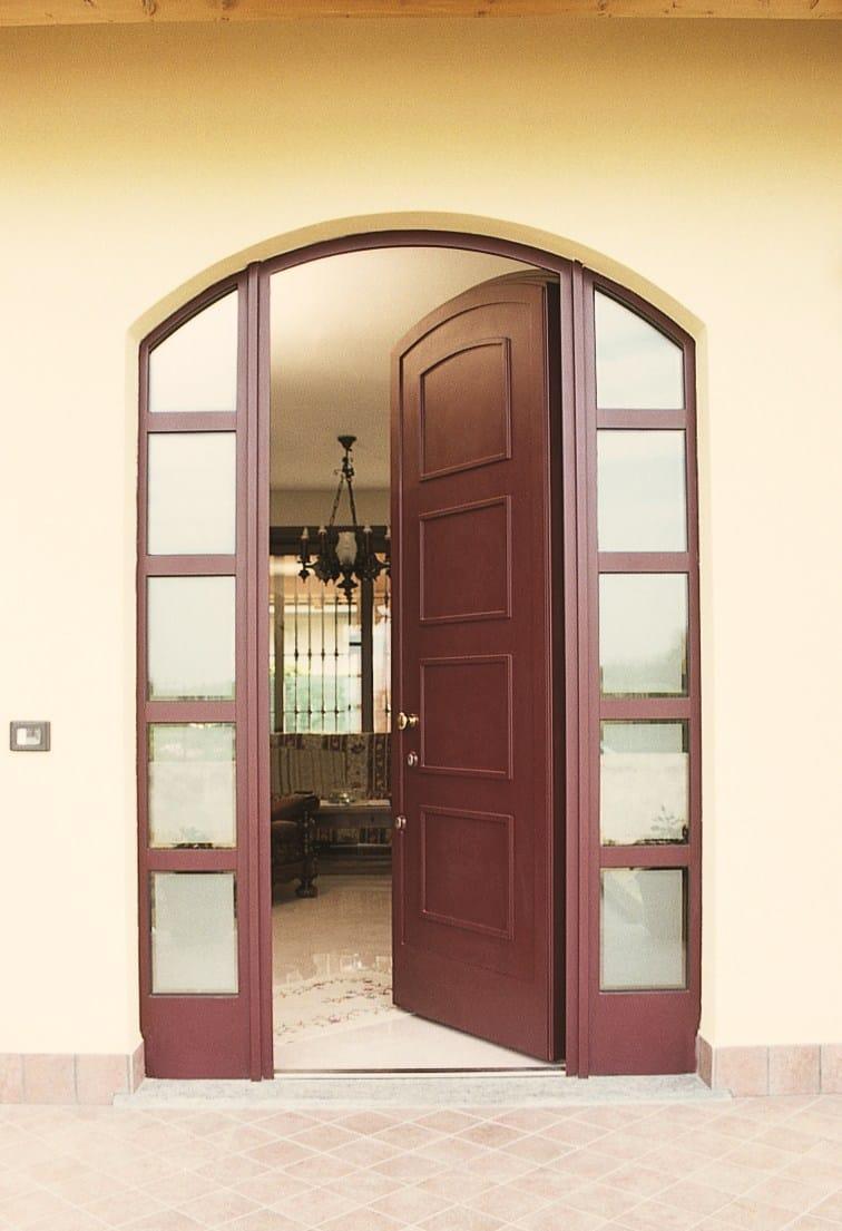 Porta d 39 ingresso blindata blindo by quartieri luigi - Porta ingresso blindata ...