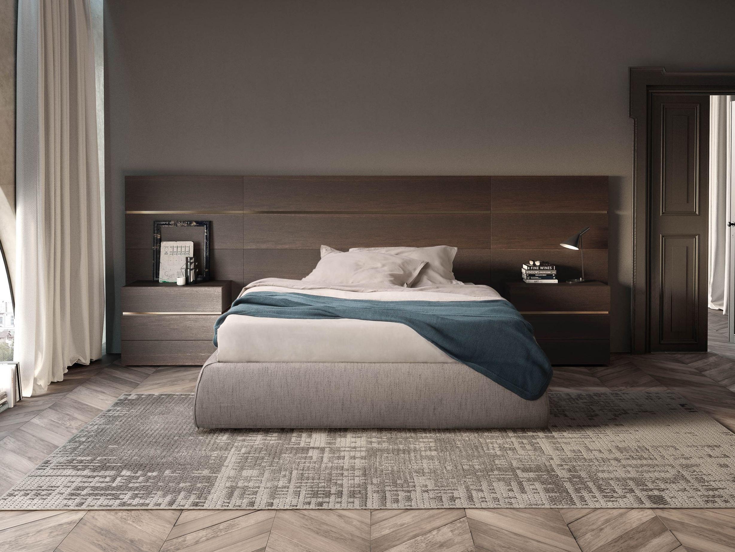 Pannelli modulari boiserie by pianca - Spalliere letto in legno ...