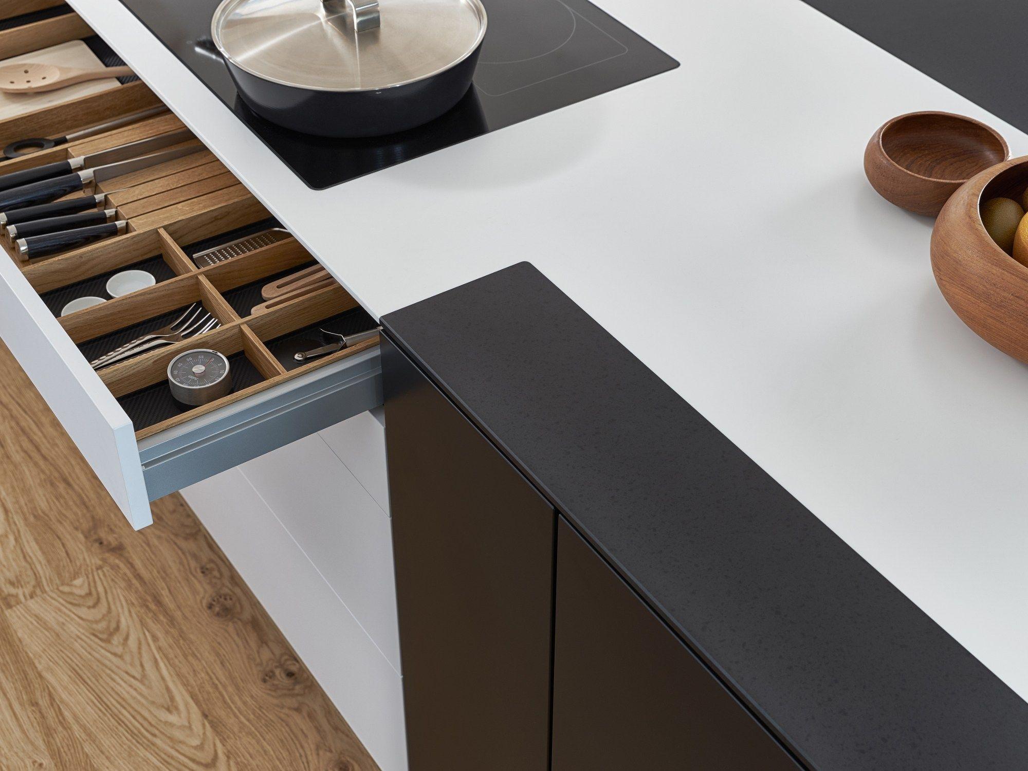 Kitchen with island BONDI   CLASSIC-FS By LEICHT Küchen   {Classic küchen 96}