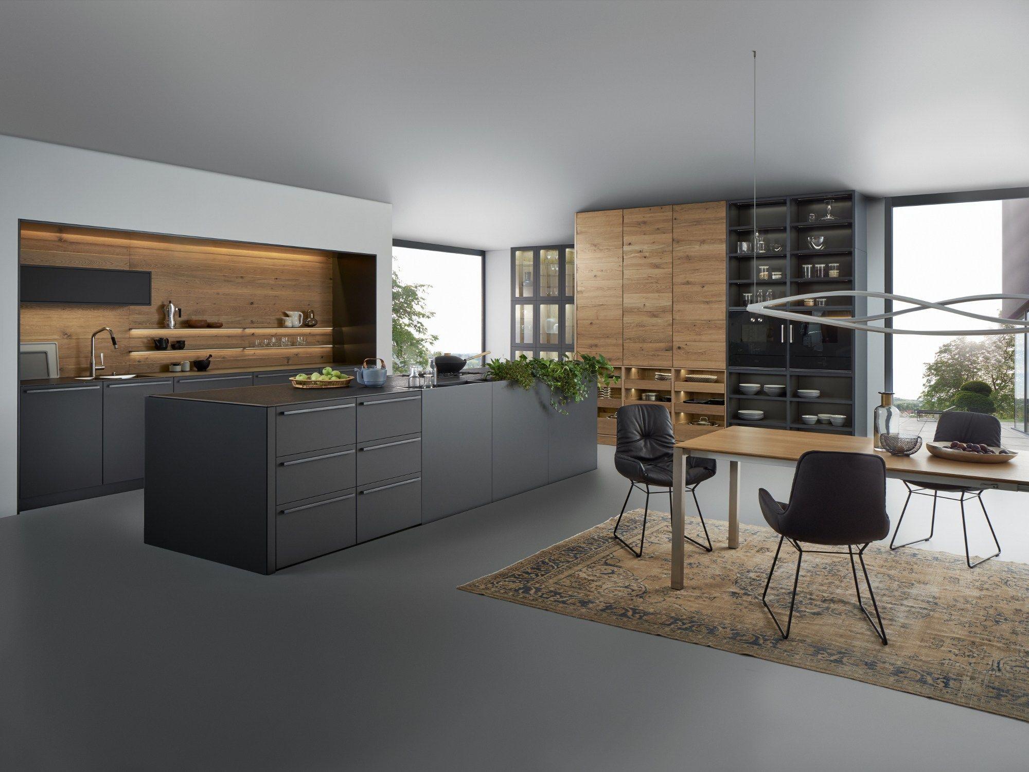 leicht k che hausgestaltung ideen. Black Bedroom Furniture Sets. Home Design Ideas