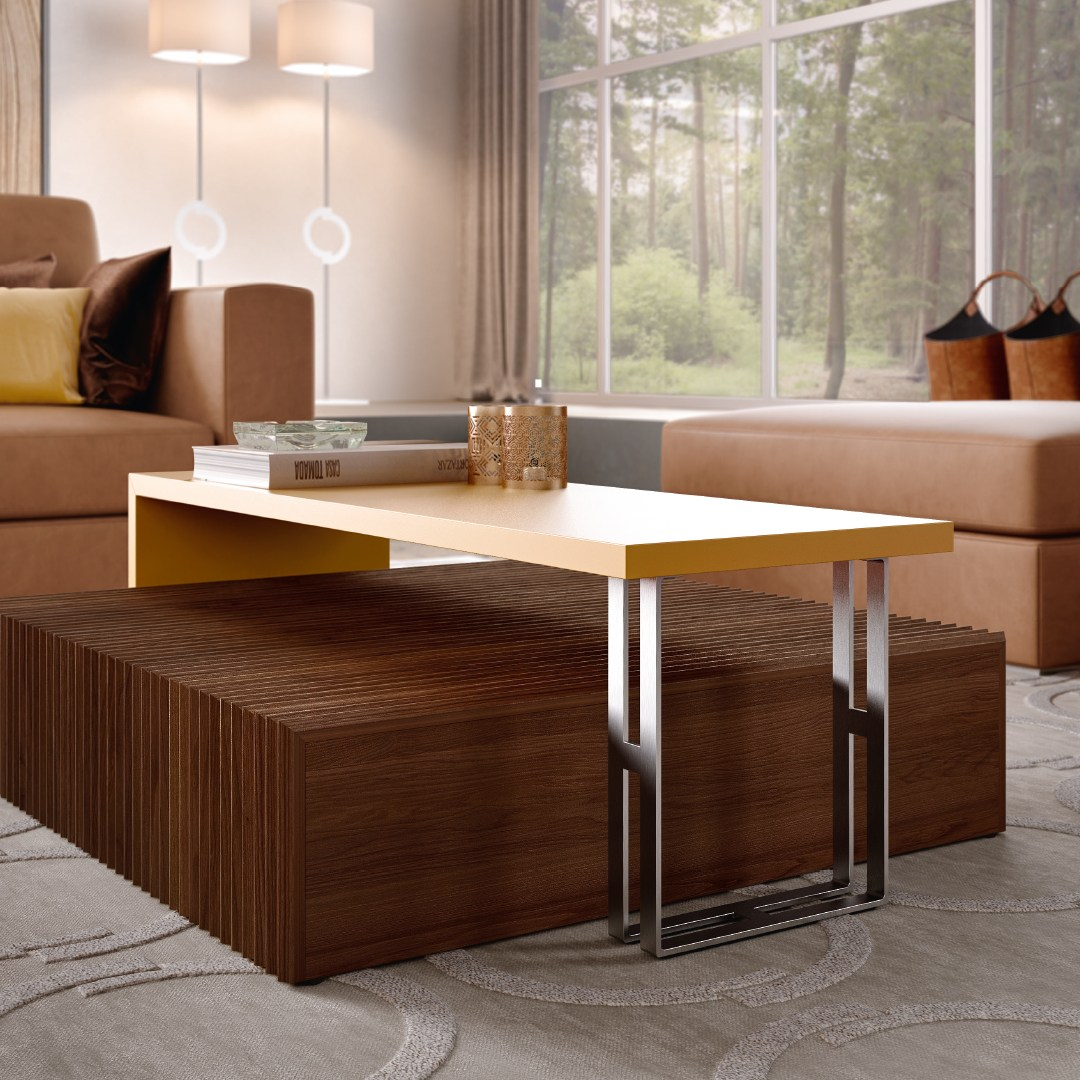 Tavolino Da Salotto In Legno Moderno : Tavolino salotto moderno ...