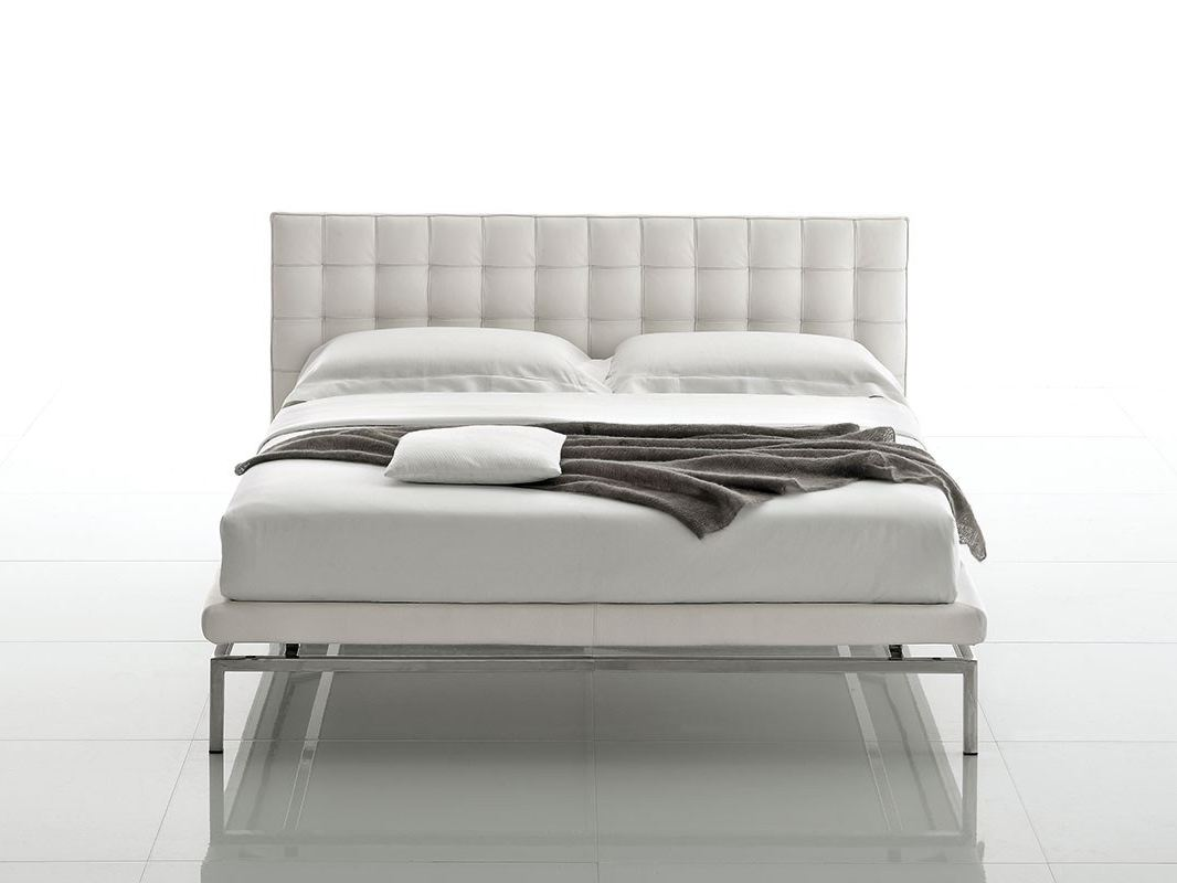 Boss letto by alivar design bruno rainaldi - Testiera imbottita letto ...