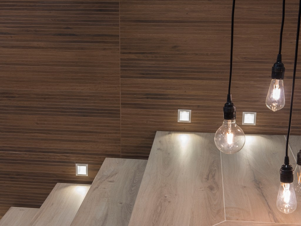 Porcelain stoneware wall floor tiles with wood effect - Ceramica rondine ...