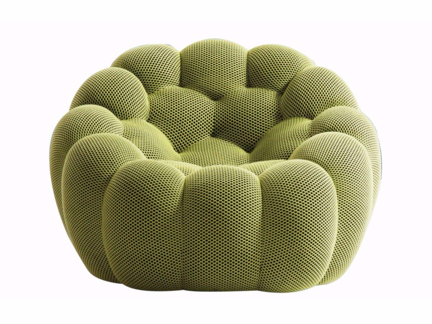 Bubble fauteuil by roche bobois design sacha lakic - Roche et bobois fauteuils ...