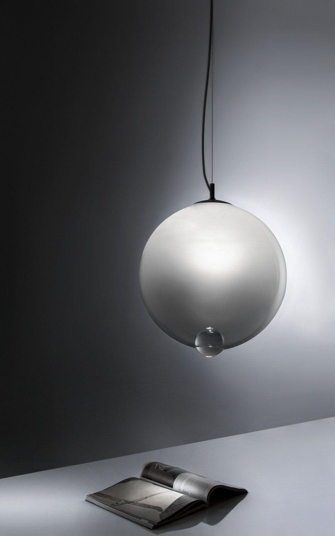 Bubble lampada a sospensione by ilide italian light design - Lampada sospensione design ...