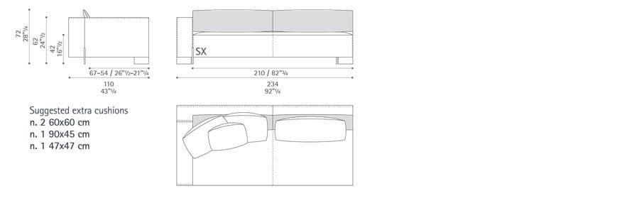 Mobile Divano Poltrona ~ Idee per il design della casa