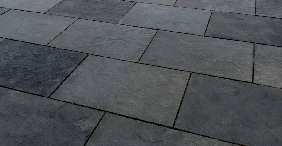 Pavimento per esterni effetto pietra benacus pietra - Pietra per esterno prezzi ...