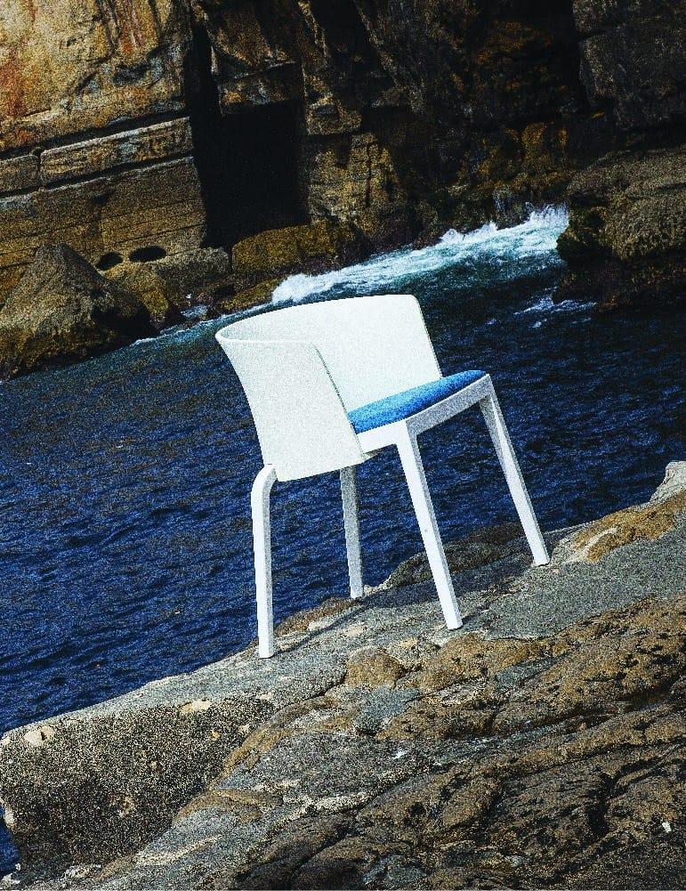 Sedia con braccioli bi full back collezione bi by infiniti for Sedia omp