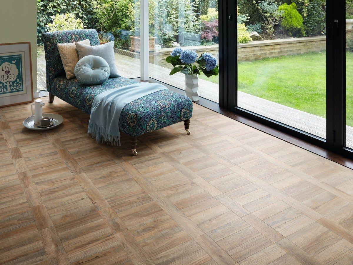 Pavimento vinilico stampato effetto legno CAMARO WOOD by LIUNI