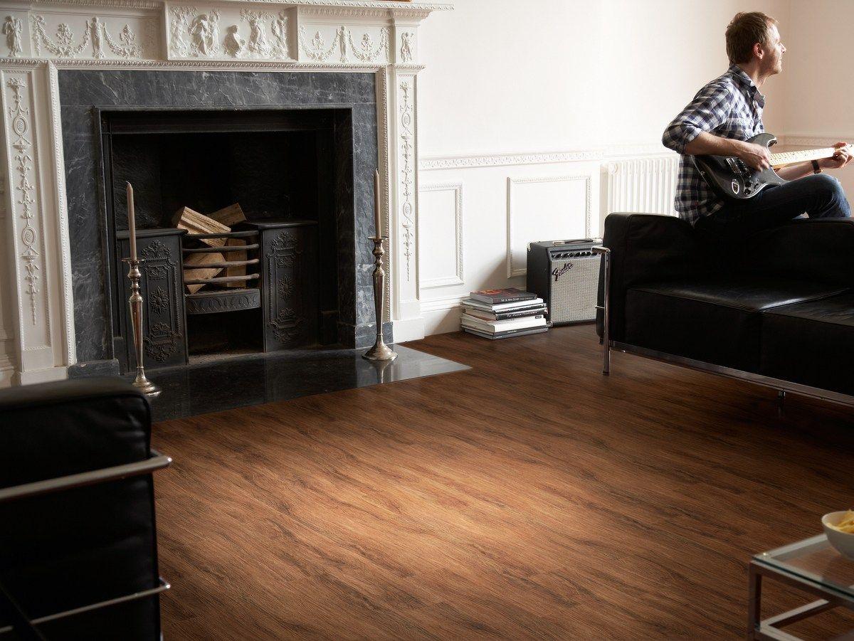 Pavimento vinilico stampato effetto legno camaro wood by liuni for Pavimento vinilico