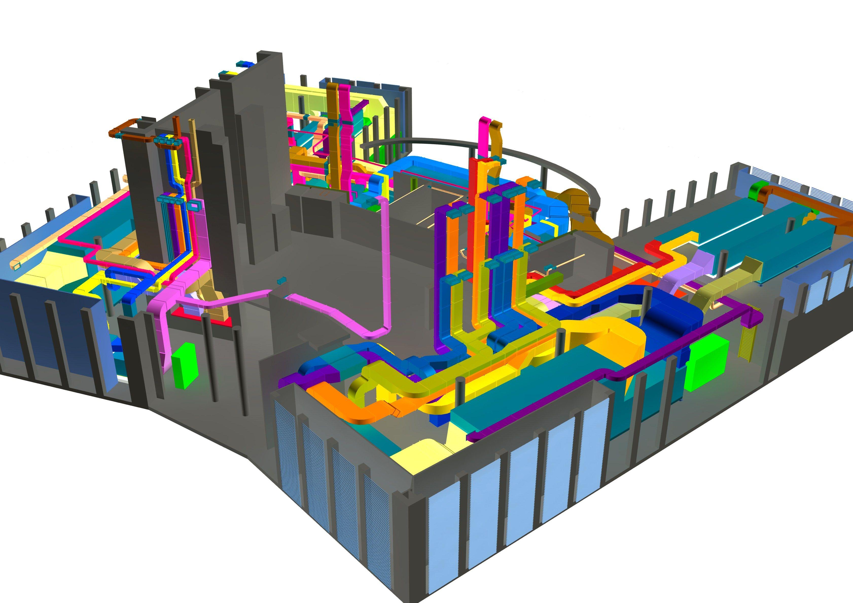 Dimensionamento de conduta de ar, ventilação CANALI by ATH ITALIA ...