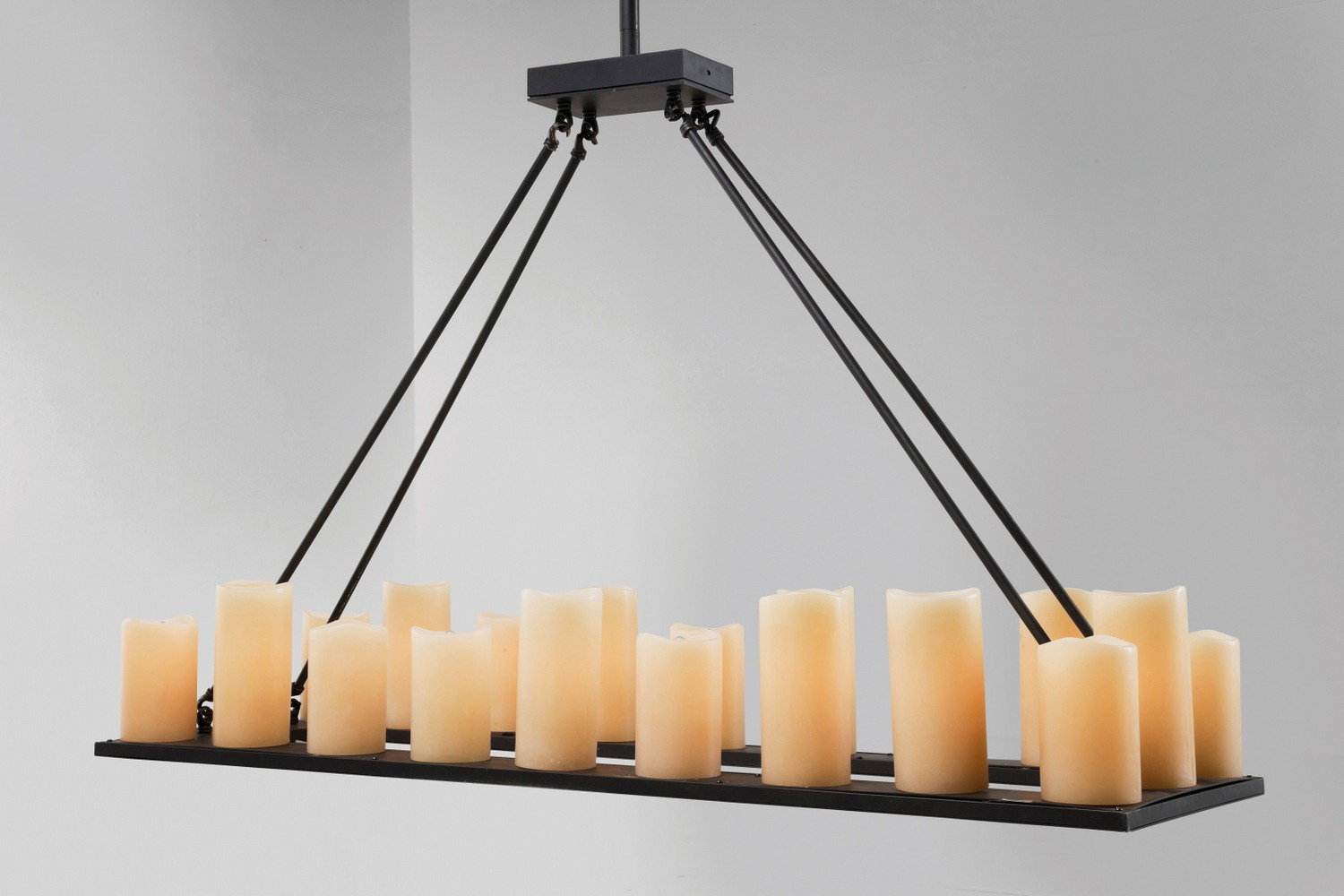 Led Pendant Lamp Candle Light 20 Lite By Kare Design
