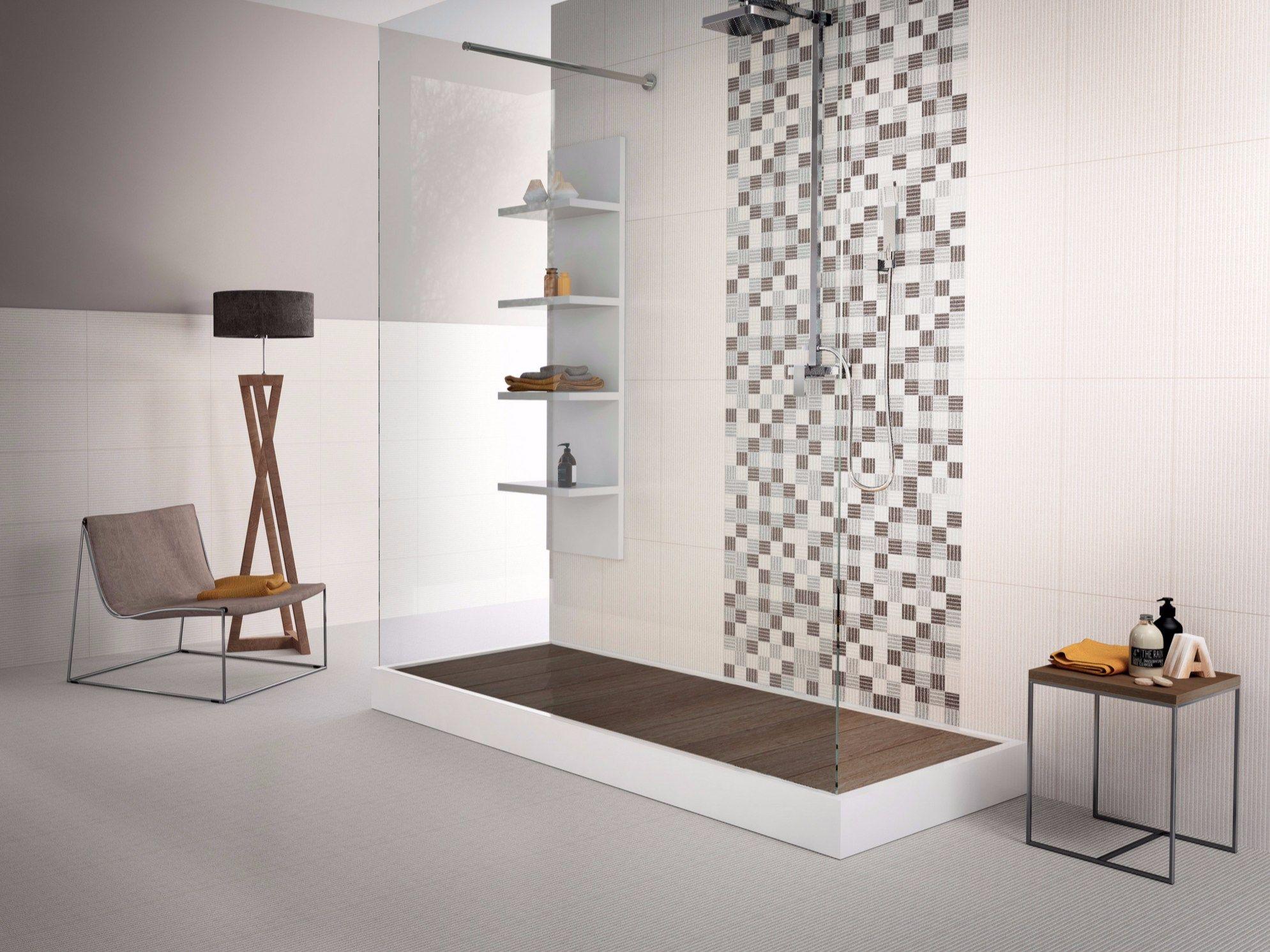 Pavimento rivestimento in gres porcellanato effetto - Rivestimento bagno gres porcellanato ...