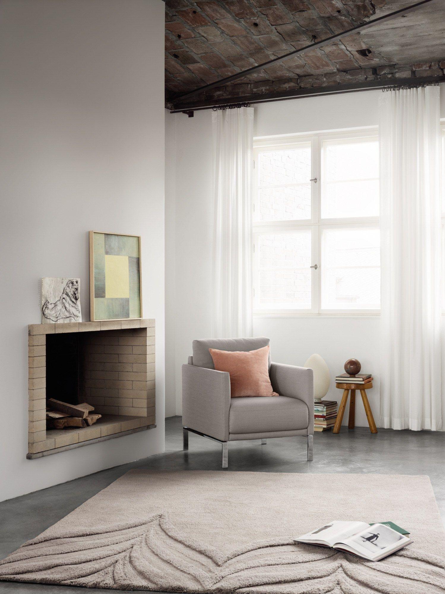 cara poltrona by rolf benz design anita schmidt. Black Bedroom Furniture Sets. Home Design Ideas