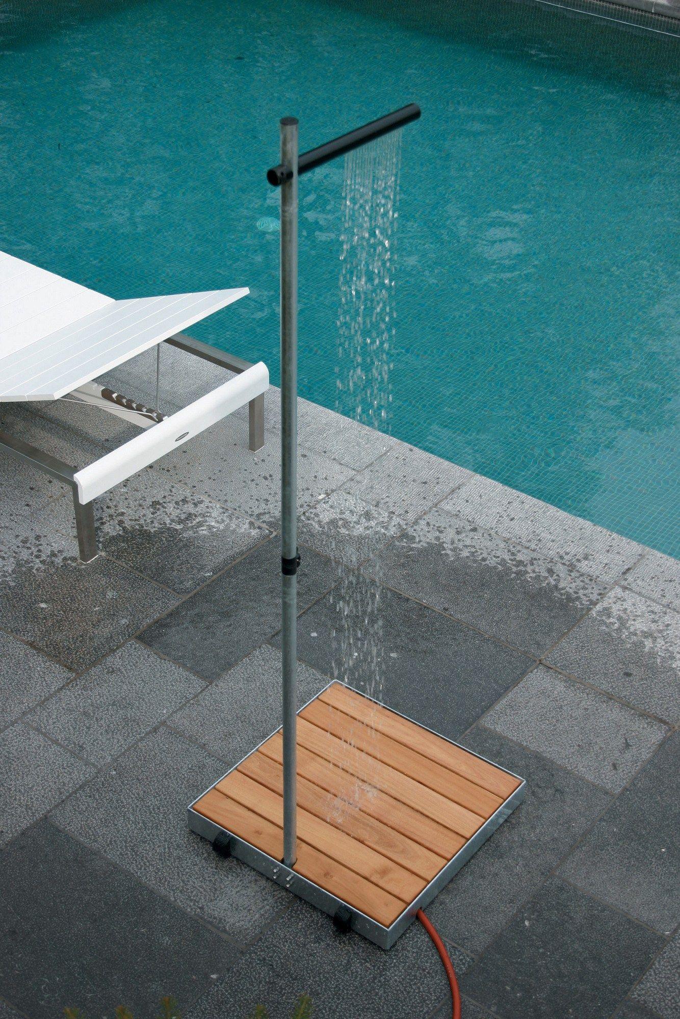 Outdoor Shower Outdoor Shower Cascade By Tradewinds