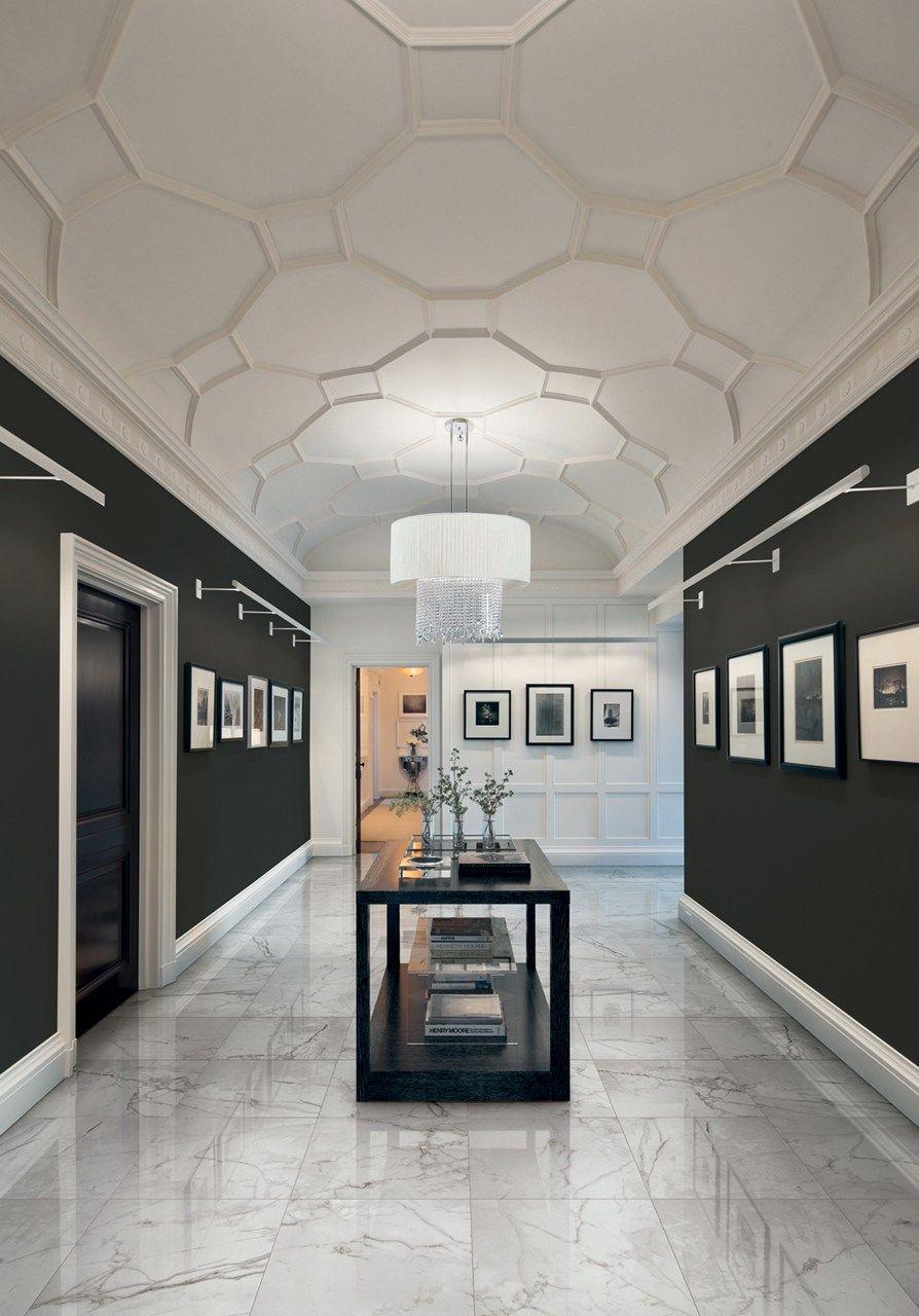Pavimento rivestimento in gres porcellanato effetto marmo for Ceramiche gres porcellanato