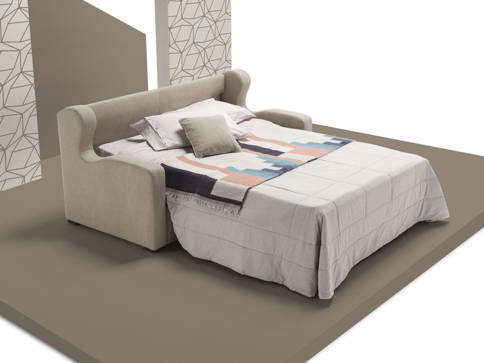Divano letto sfoderabile in tessuto CERNOBBIO by Dienne ...