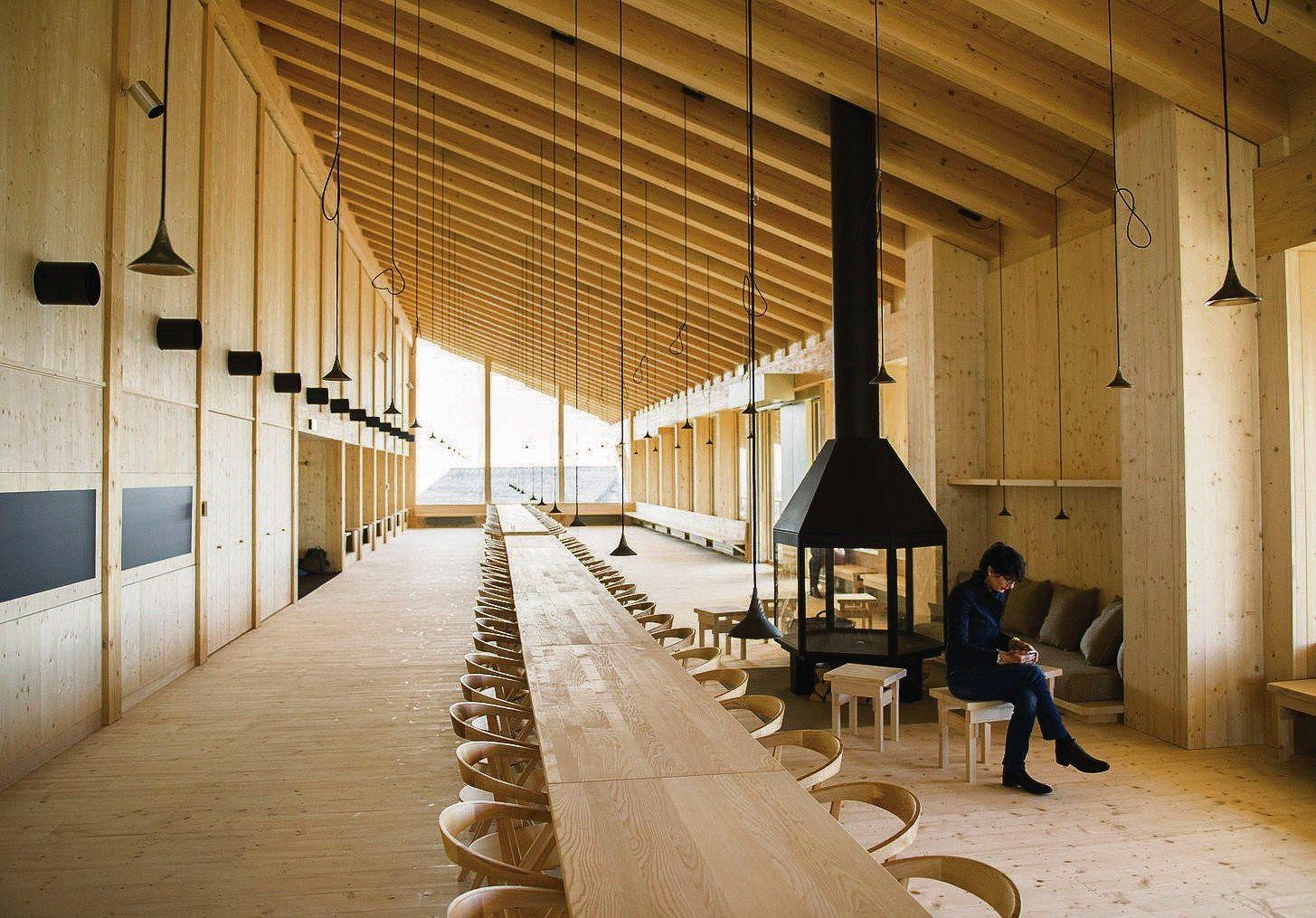 Cadeira dobrável de madeira maciça CHAIR B by BD Barcelona Design  #6A461A 1455x1015