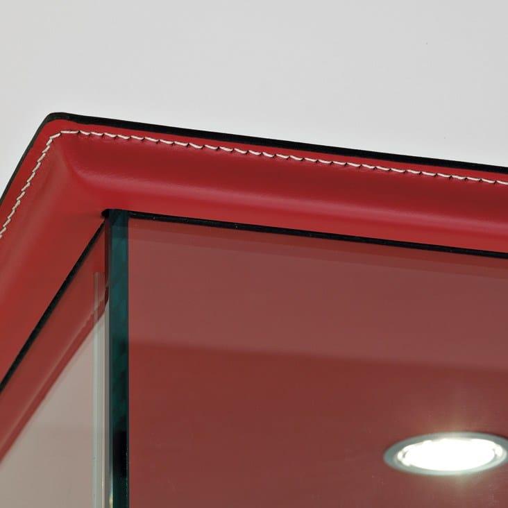 vetrine in cristallo cattelan : Vetrina in cristallo con illuminazione integrata CHARME by Cattelan ...