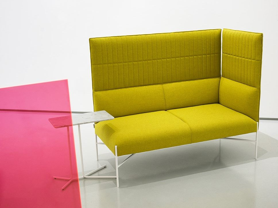 Corner sofa with high back tidafors corner sofa with arm - Sofas chill out ...