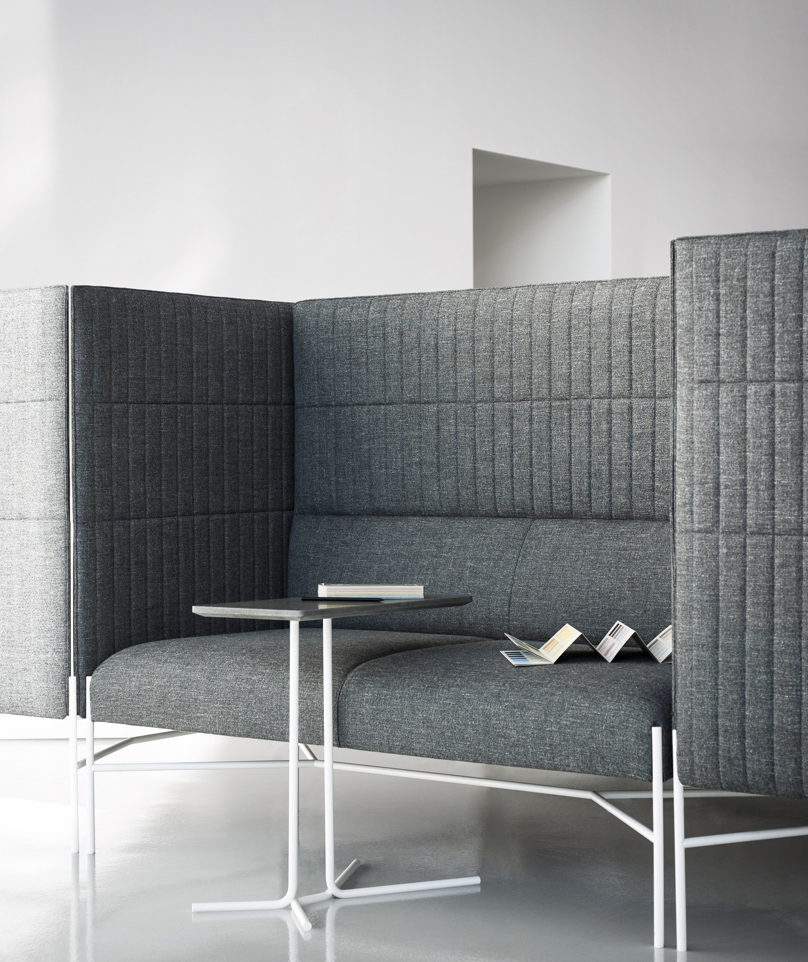 chill out high high back sofa by tacchini italia forniture design gordon guillaumier. Black Bedroom Furniture Sets. Home Design Ideas