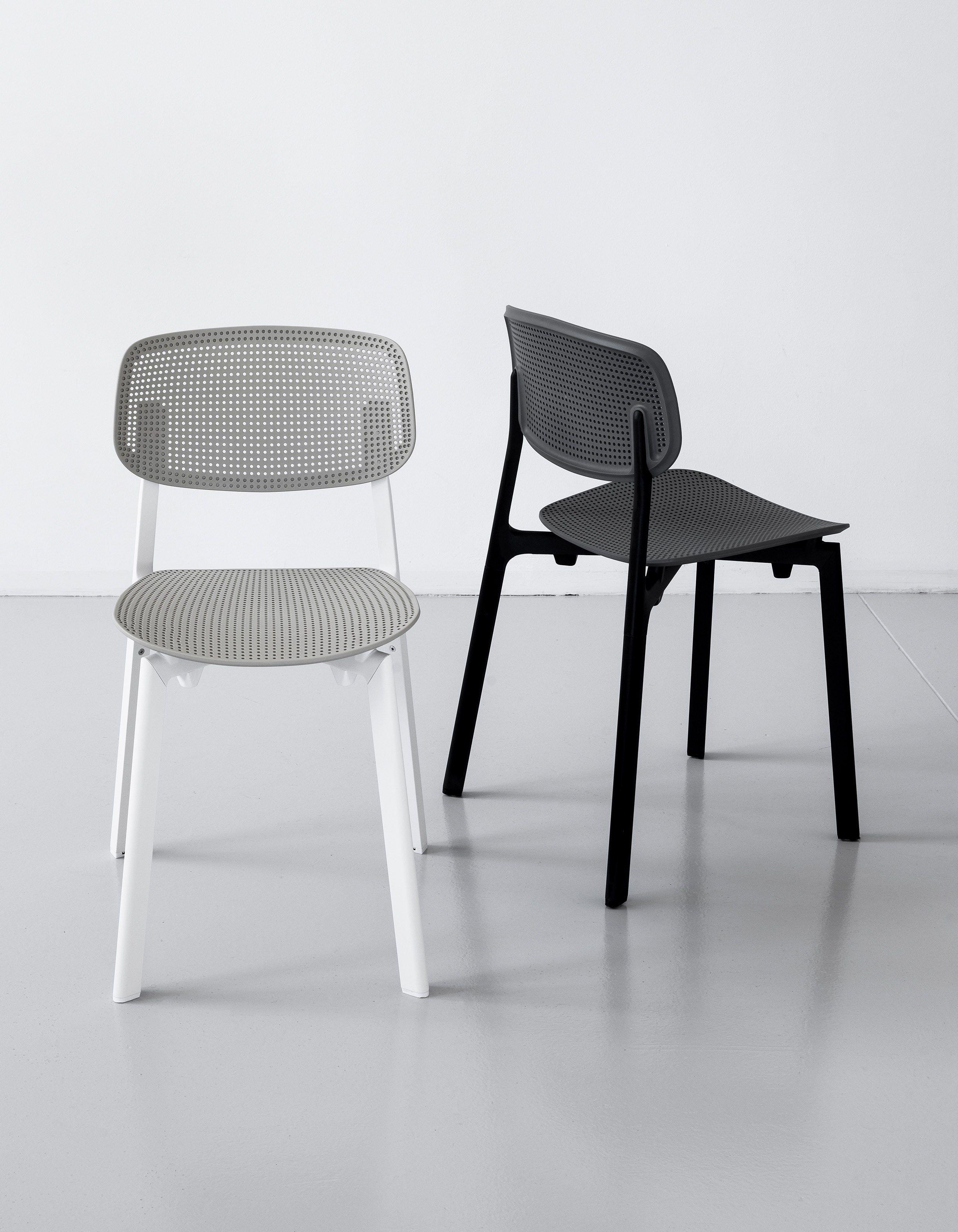 colander chair by kristalia design patrick norguet