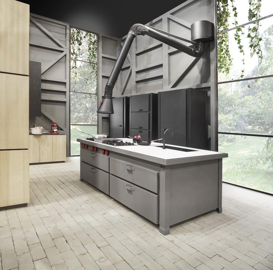 Cucina Stile Industriale : Cucine stile industriale prezzi. Cucine ...