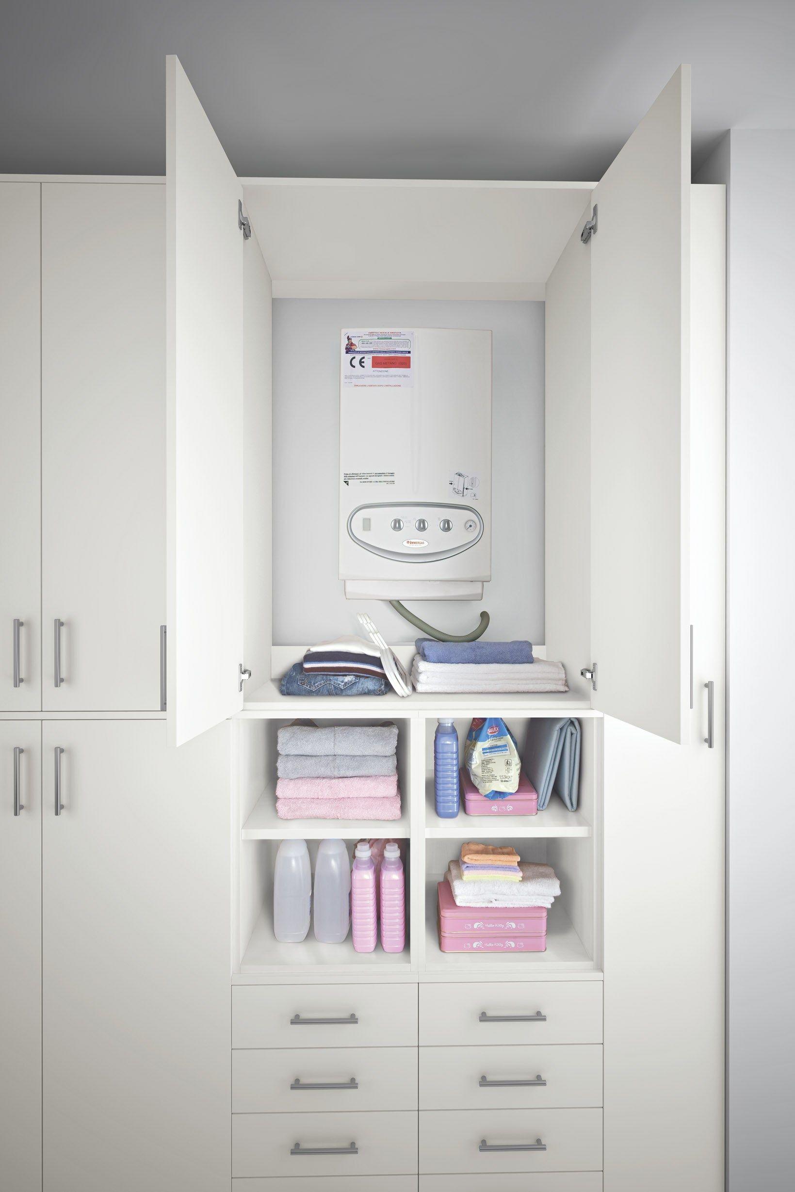 Waschküche Schrank Haus Design Möbel Ideen und