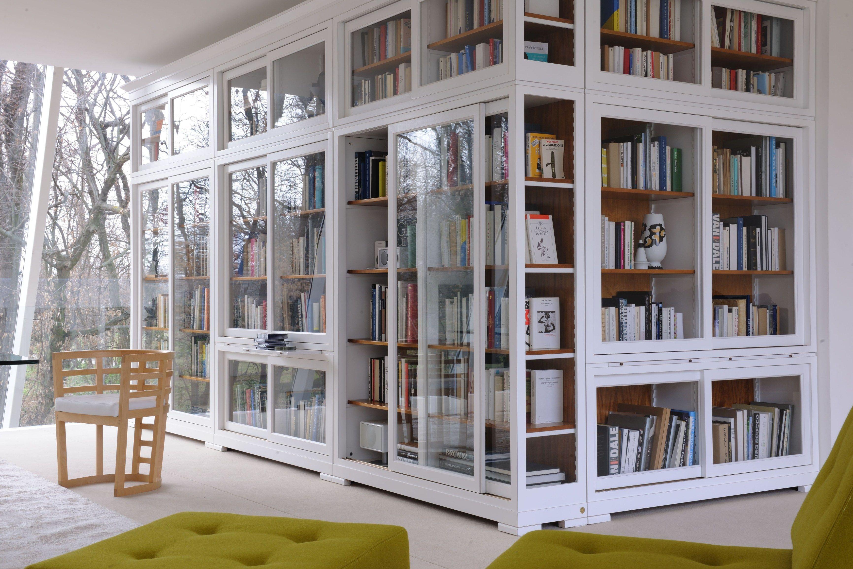 modulo biedermeier libreria by morelato design centro