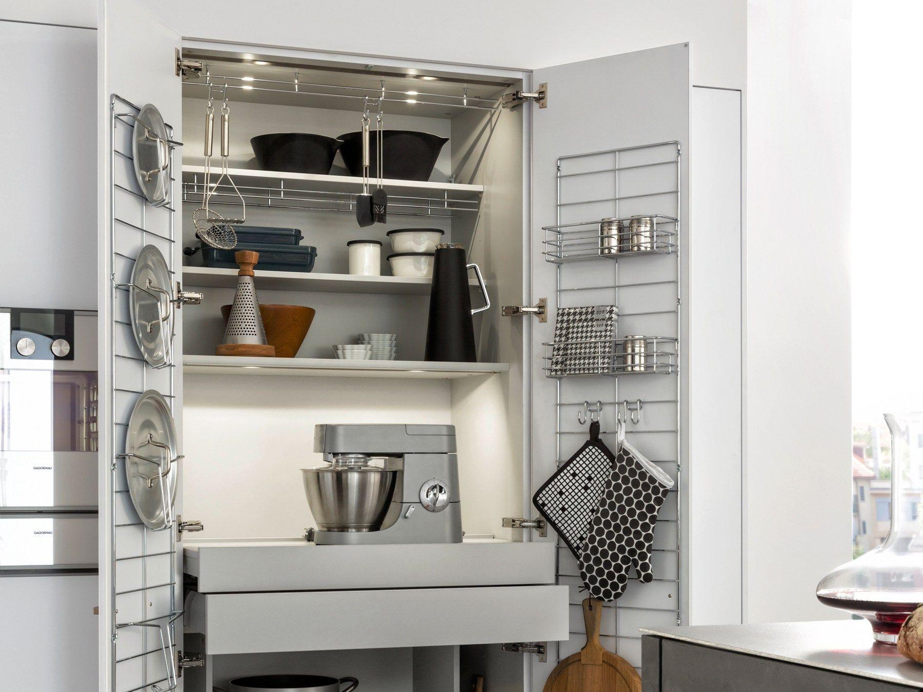 Kitchen with island CONCRETE-A By LEICHT Küchen | {Leicht küchen logo 88}