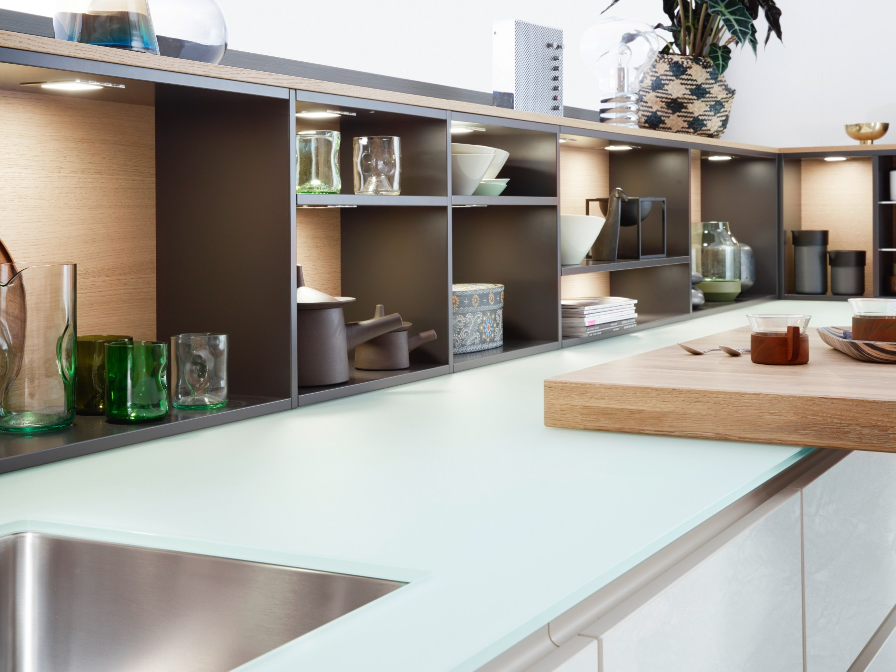 Küche concrete c by leicht küchen