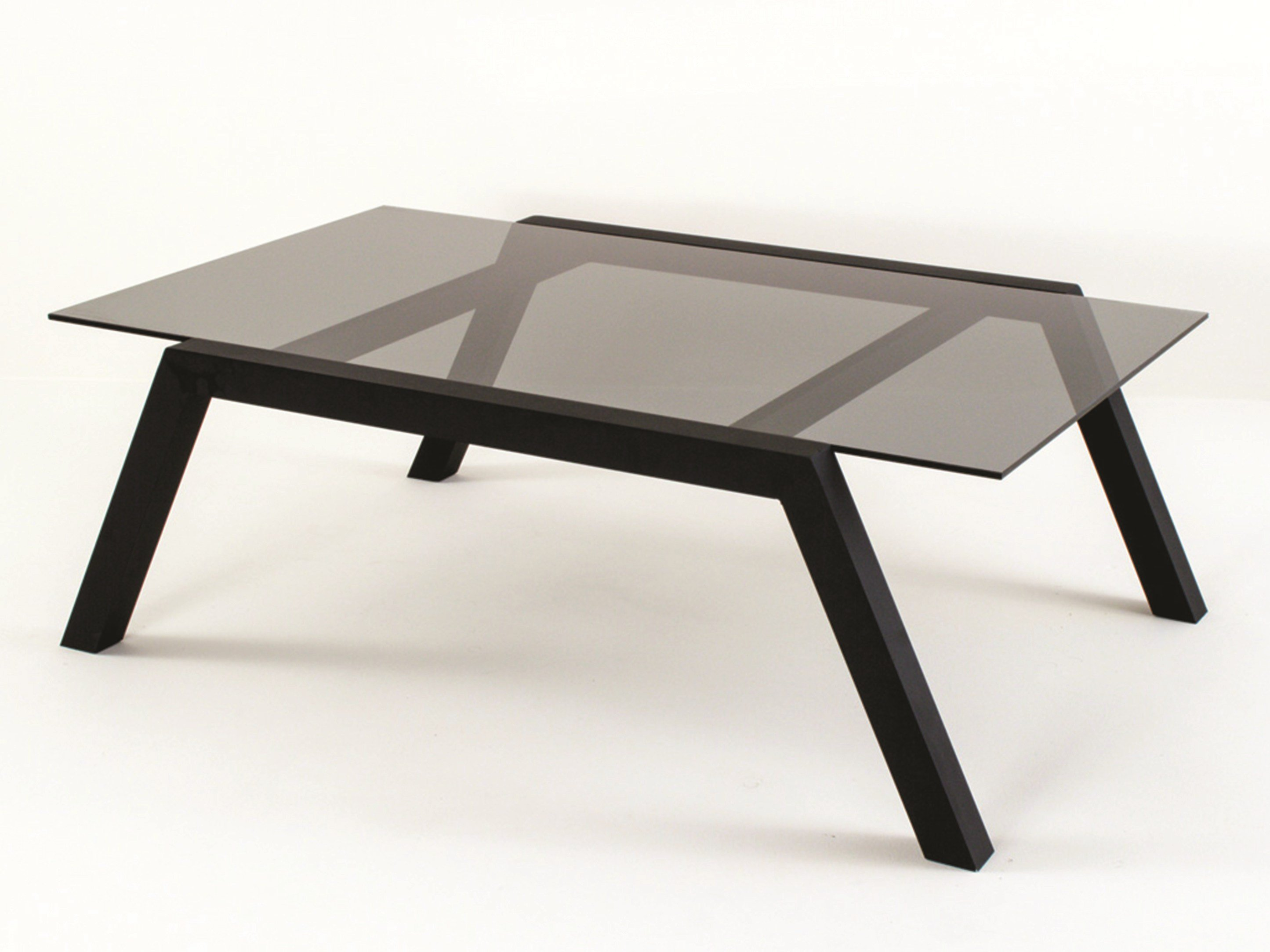 Corner Aluminium Coffee Table Corner Collection By Efasma