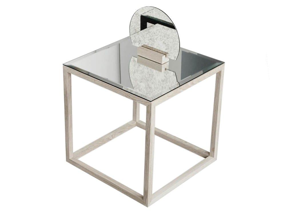 cube table de nuit maison design. Black Bedroom Furniture Sets. Home Design Ideas
