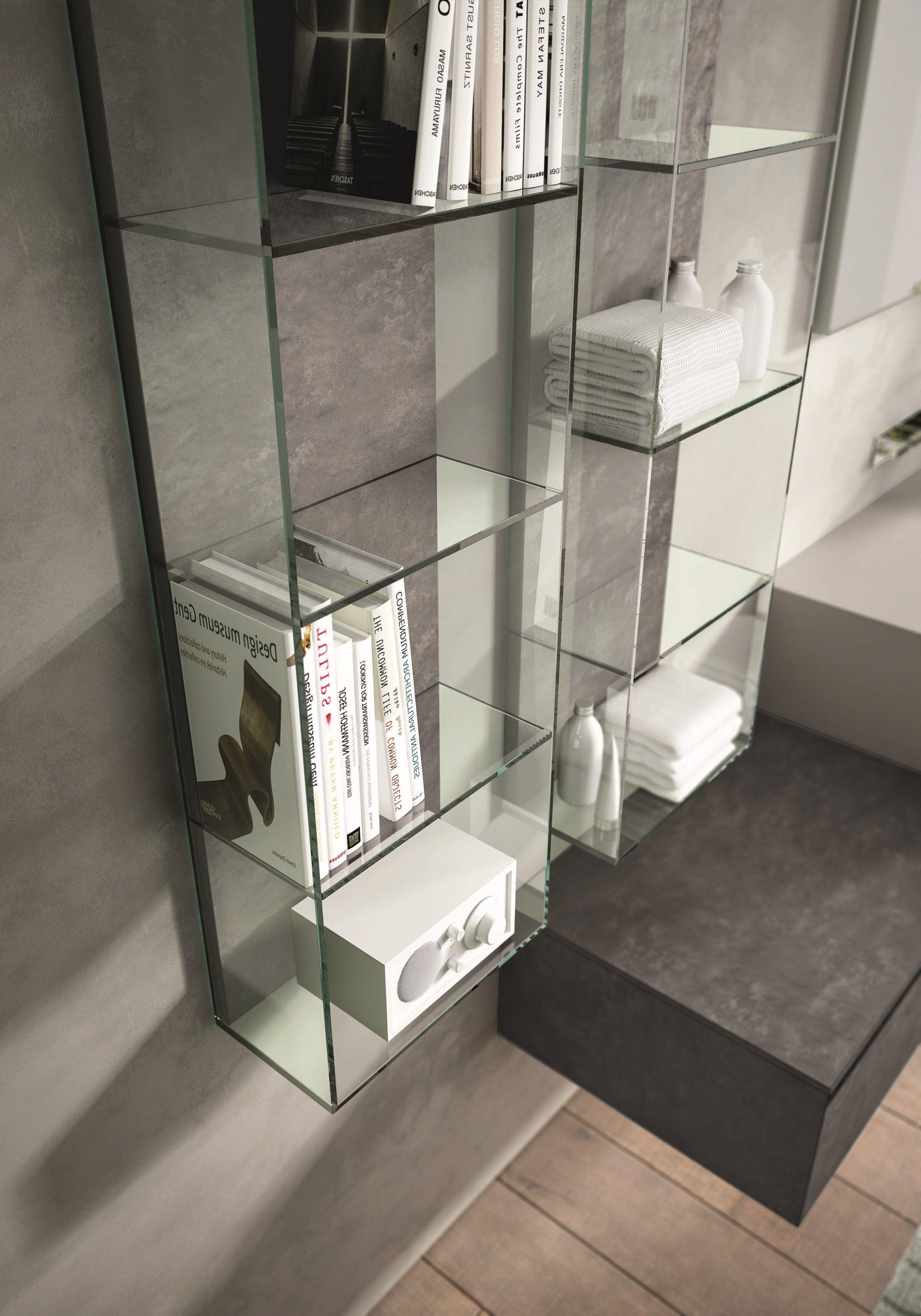 Arredo bagno completo in legno cubik n 11 by ideagroup - Arredo bagno completo ...