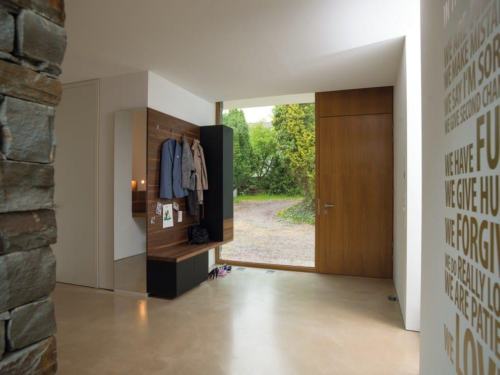 cubus pure hallway unit by team 7 nat rlich wohnen design. Black Bedroom Furniture Sets. Home Design Ideas
