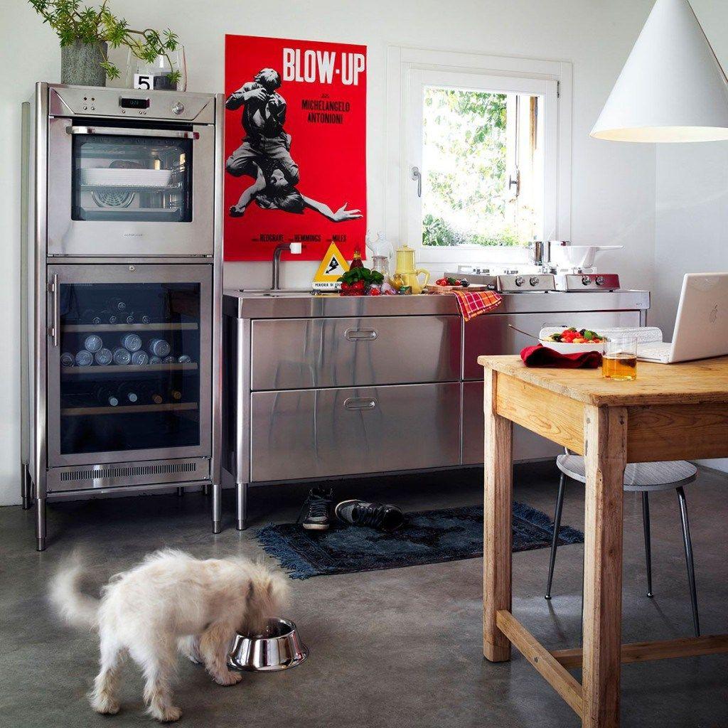Emejing Cucine Inox Usate Contemporary - harrop.us - harrop.us