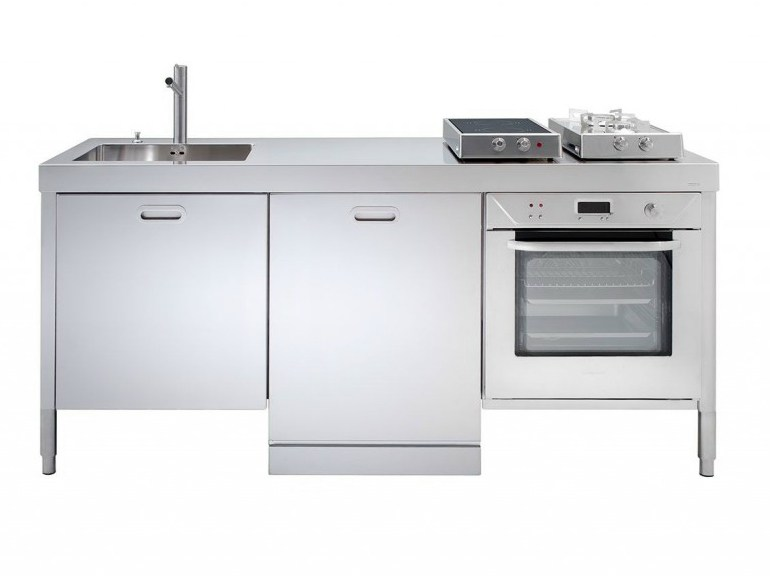 Alpes Inox Prezzi. Elegant Kitchens Designer Compact Kitchens From ...