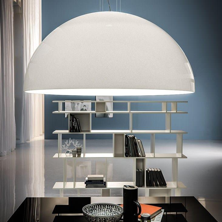 Methacrylate pendant lamp CUPOLONE by Cattelan Italia ...