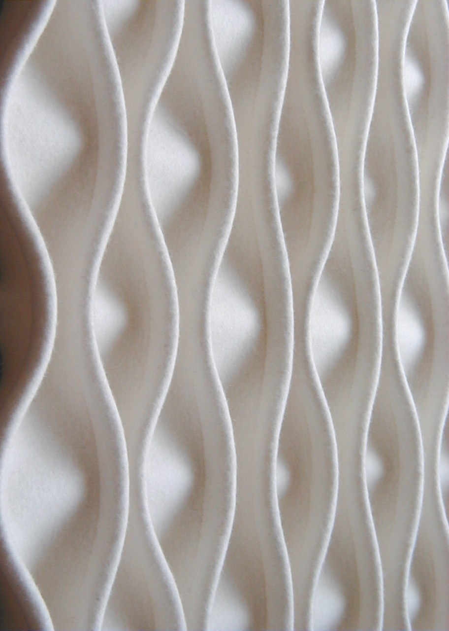 Cable Fabric Decorative Acoustical Panel By Anne Kyyr 246 Quinn